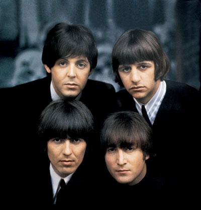 Beatles Faces